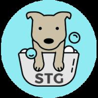 South Tulsa Grooming Co Logo